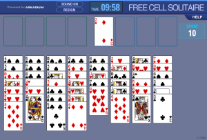 paciencia freecell